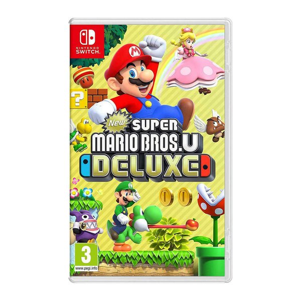 New Super Mario Bros. U Deluxe - EU - Switch