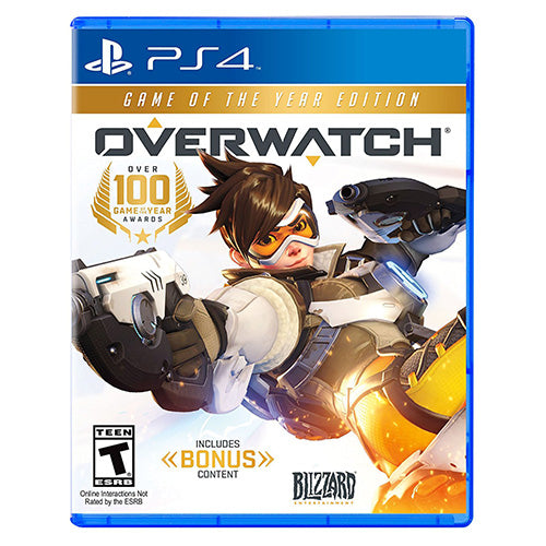 Overwatch - GOTY Edition - Playstation 4