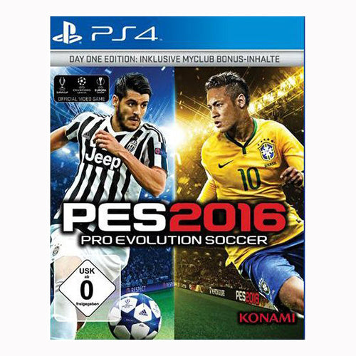 Pro Evolution Soccer (PES) 2016 - PS4 - Nuevo y Sellado