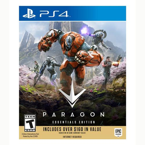 Paragon - Essentials Edition - PS4 - Nuevo y Sellado