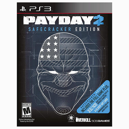 Payday 2 - Safecracker Edition - PS3