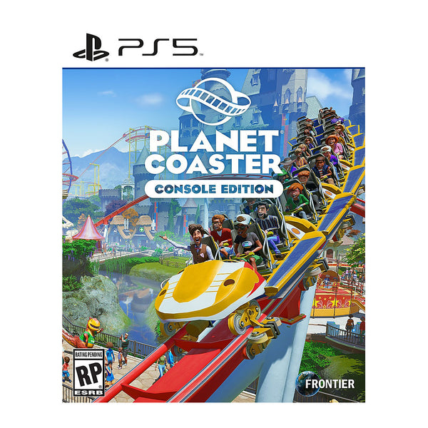 Planet Coaster - Playstation 5
