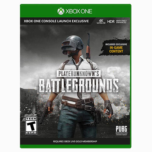 Playerunknown's Battlegrounds - Full Product Release - XBONE