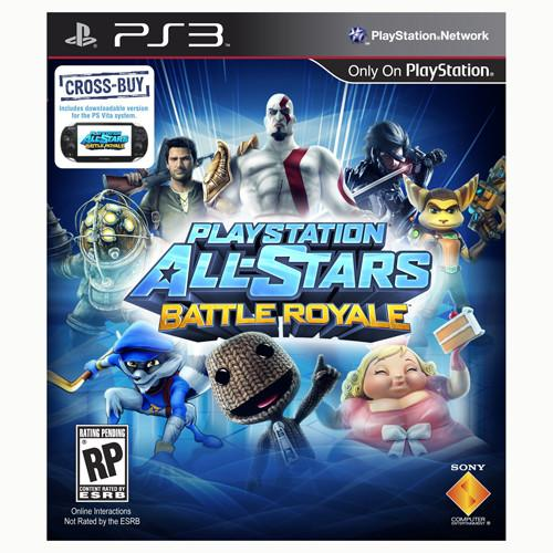 PlayStation All-Stars Battle Royale - PS3 - Nuevo Y Sellado