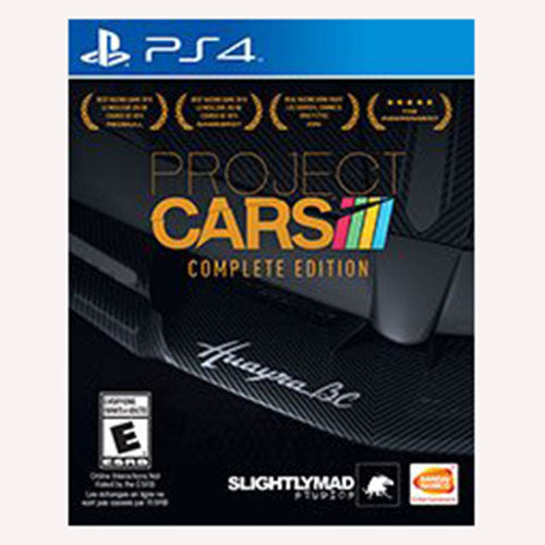 Project Cars - Complete Edition - PS4 - Nuevo y Sellado