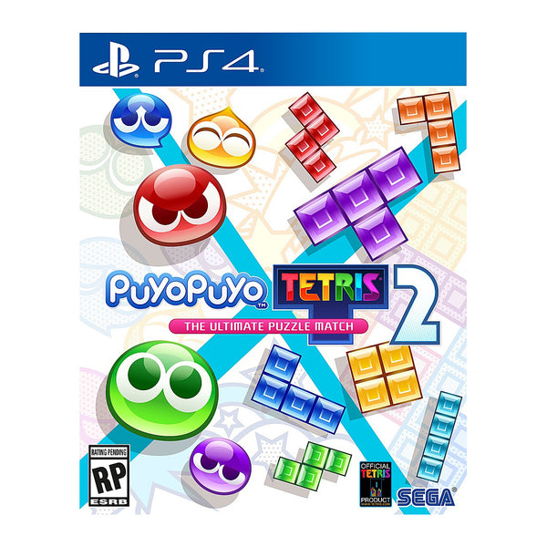 Puyo Puyo Tetris 2 - Playstation 4