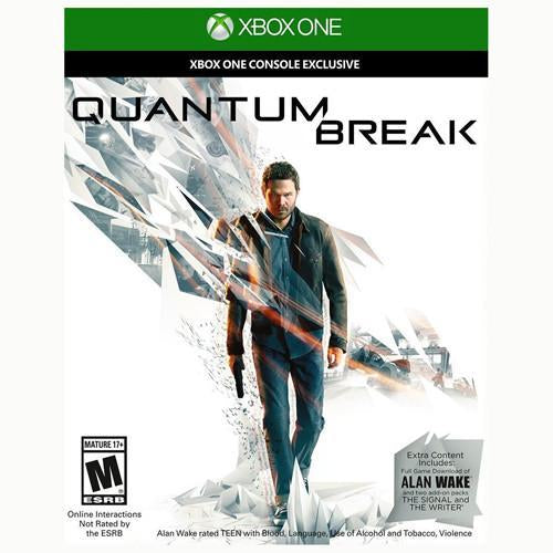 Quantum Break - XBONE