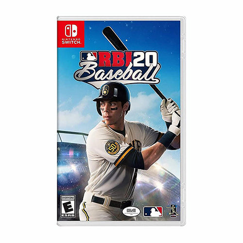RBI baseball 20 - SWITCH