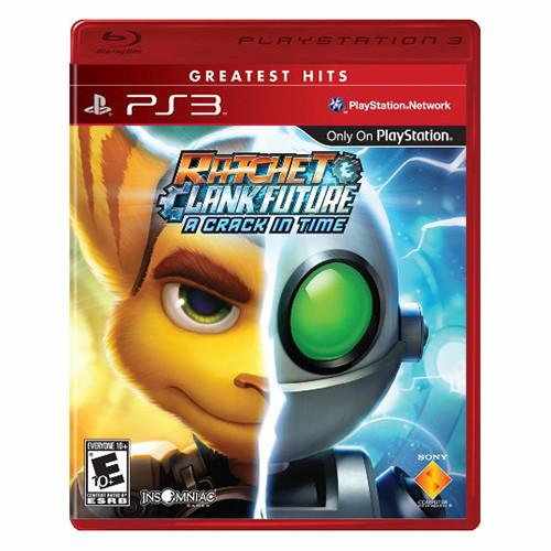 Ratchet & Clank: A Crack In Time - PS3
