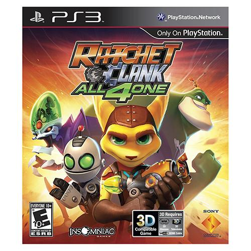 Ratchet & Clank: All 4 One - PS3 - Nuevo Y Sellado
