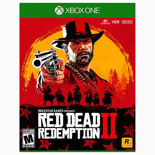 Red Dead Redemption 2 - XBONE