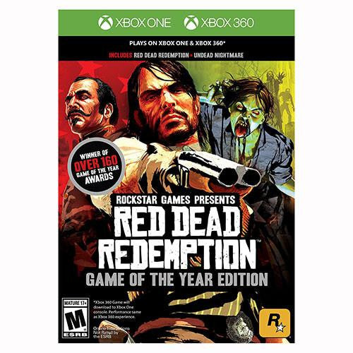 Red Dead Redemption: Game of the Year Edition - XBONE
