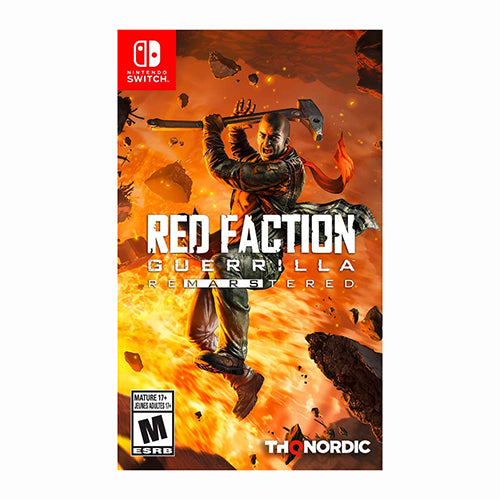 Red Faction Guerrilla Re-Mars-Tered - Switch