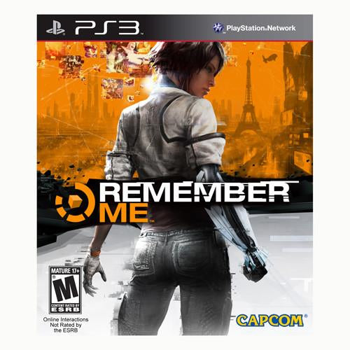 Remember Me - PS3 - Nuevo Y Sellado