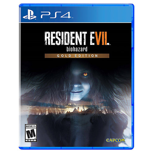 Resident Evil VII Biohazard Gold Edition - Playstation 4 - USA
