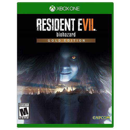 Resident Evil VII Biohazard Gold Edition - XBOX ONE - USA