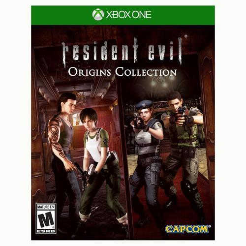 Resident Evil Origins Collection - XBONE