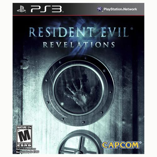 Resident Evil: Revelations - PS3 - Nuevo Y Sellado