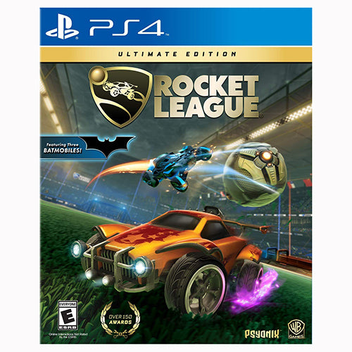 Rocket League - Ultimate Edition - PS4 - Nuevo y Sellado