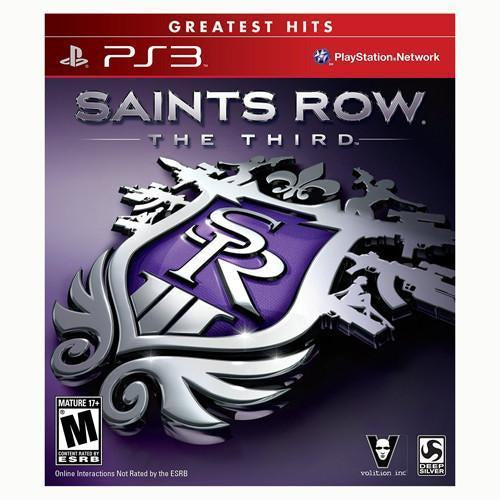 Saints Row The Third - PS3