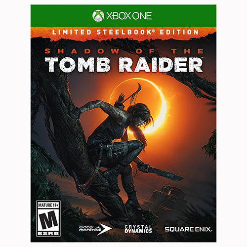 Shadow of the Tomb Raider - ONE