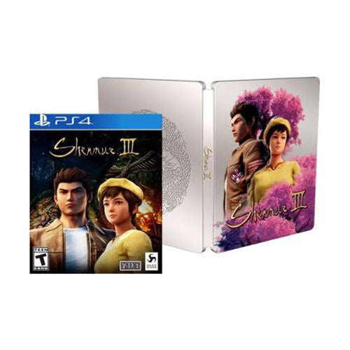 Shenmue III Steelbook Edition - Playstation 4