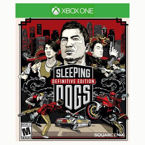 Sleeping Dogs: Definitive Edition - XBONE - Nuevo Y Sellado