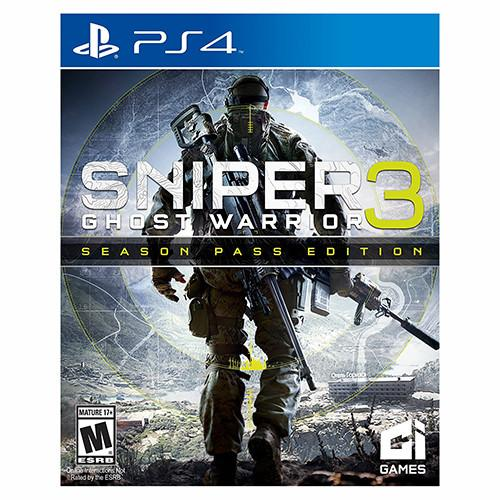 Sniper Ghost Warrior 3 - Season Pass Edition - Playstation 4