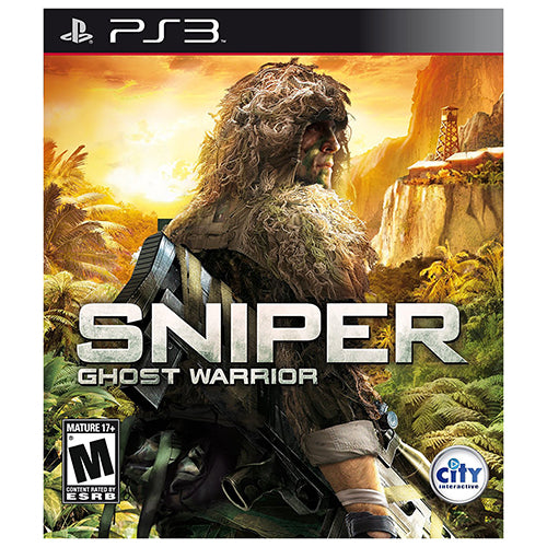 Sniper Ghost Warrior - PS3 - Nuevo Y Sellado