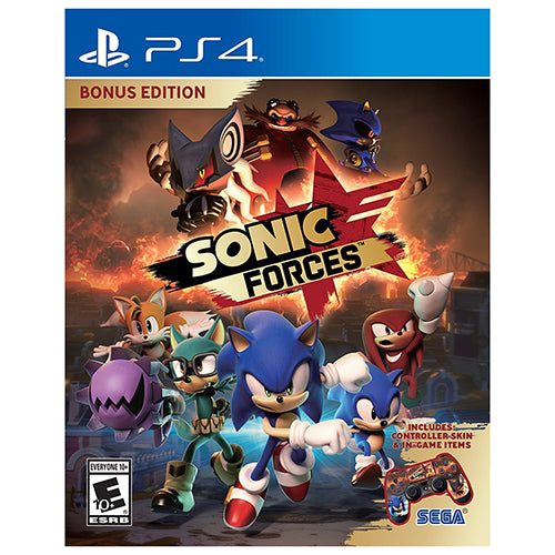 Sonic Forces Bonus Edition - PS4