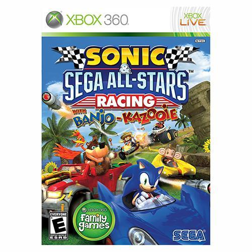 Sonic & Sega All-Stars Racing - 360