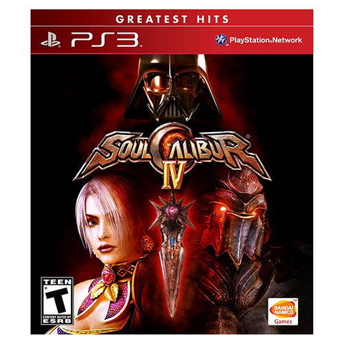 Soul Calibur IV - PS3 - Nuevo Y Sellado