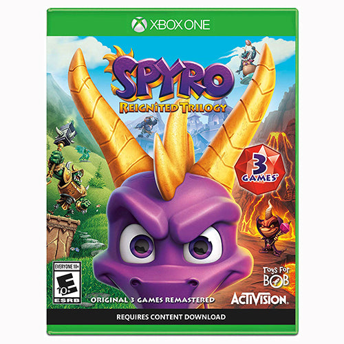 Spyro Reignited Trilogy - XBONE