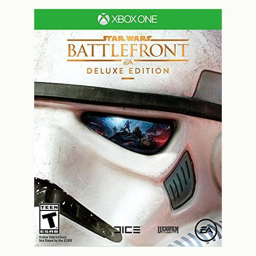 Star Wars: Battlefront - Deluxe Edition - XBONE - Nuevo Y Sellado