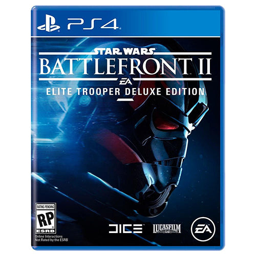 Star Wars Battlefront II: Elite Trooper Deluxe Edition - PS4