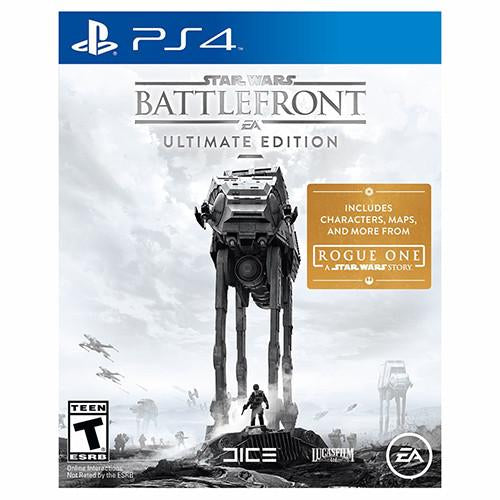 Star Wars: Battlefront - Ultimate Edition - PS4 - Original Físico Nuevo Sellado Garantizado - (GEEKSTOP)