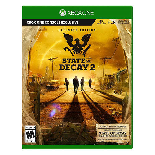 State of Decay 2 - Ultimate Edition - XBONE