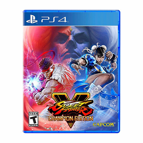 Street Fighter V Champions Edition - PS4