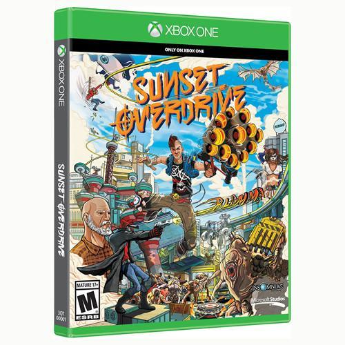 Sunset Overdrive - XBONE