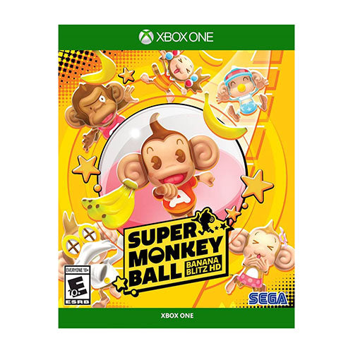 Super Monkey Ball: Banana Blitz HD - XBOX ONE