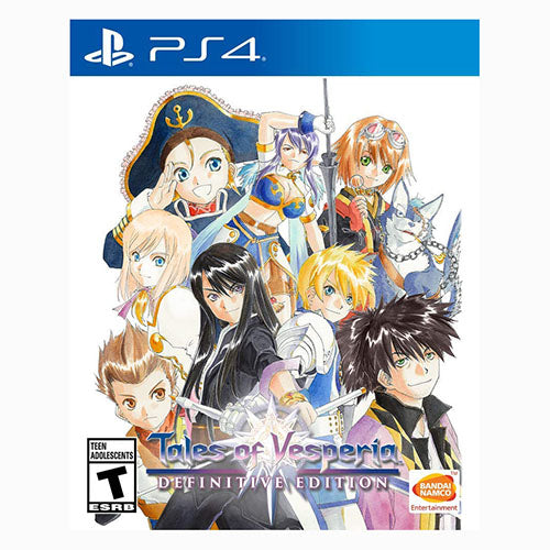 Tales of Vesperia - Definitive Edition - PS4 - Nuevo y Sellado