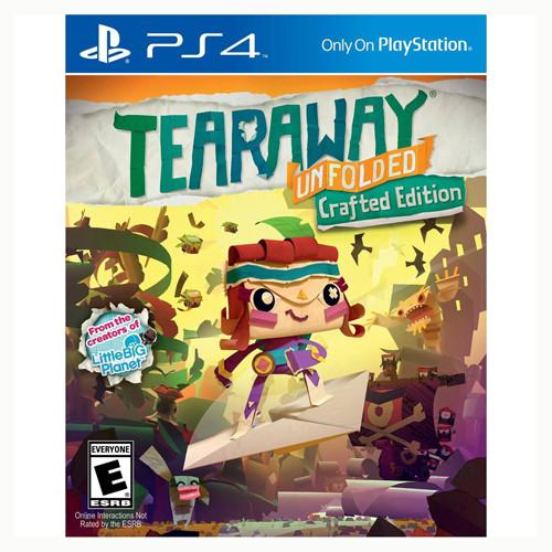 Tearaway Unfolded - Crafted Edition - Playstation 4