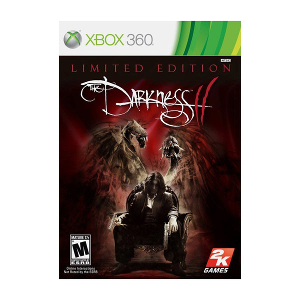 The Darkness II - Limited Edition- 360