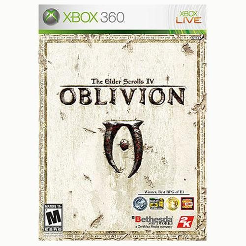 The Elder Scrolls IV: Oblivion - 360
