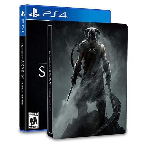 The Elder Scrolls V: Skyrim - SteelBook Edition - PS4