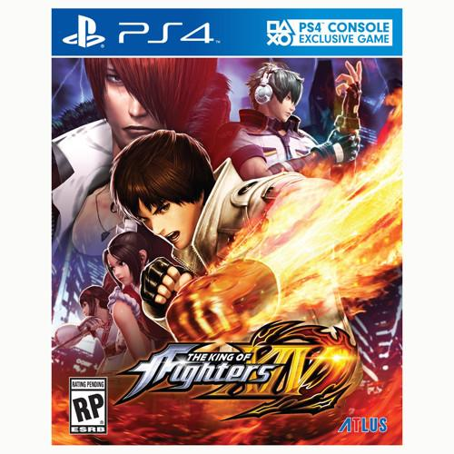 The King of Fighters XIV - PS4 - Original Físico Nuevo Sellado Garantizado - (GEEKSTOP)