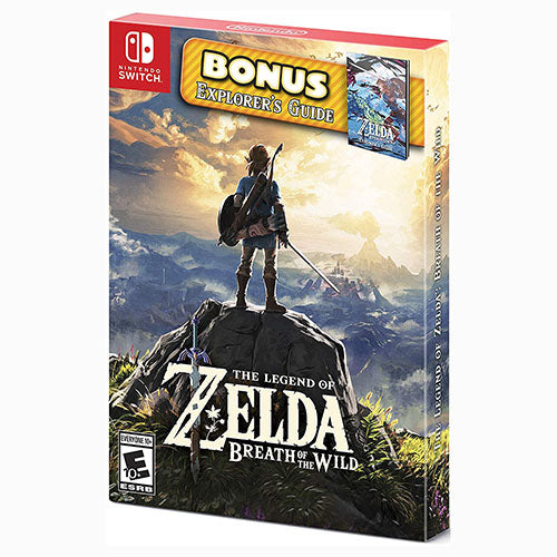 The Legend of Zelda: Breath of the Wild - Starter Edition - Switch