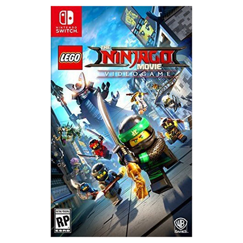 LEGO: The Ninjango Movie Video Game - Switch - Nuevo Y Sellado
