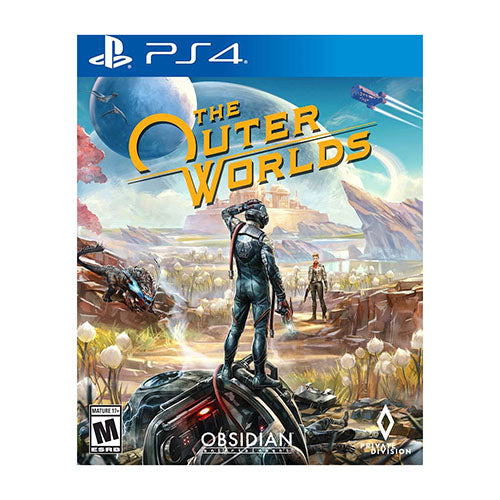The Outer Worlds - Playstation 4 - USA