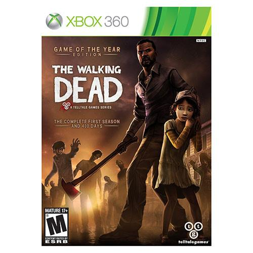 The Walking Dead - A Telltale Series - 360 - Original Físico Nuevo Sellado Garantizado - (GEEKSTOP)